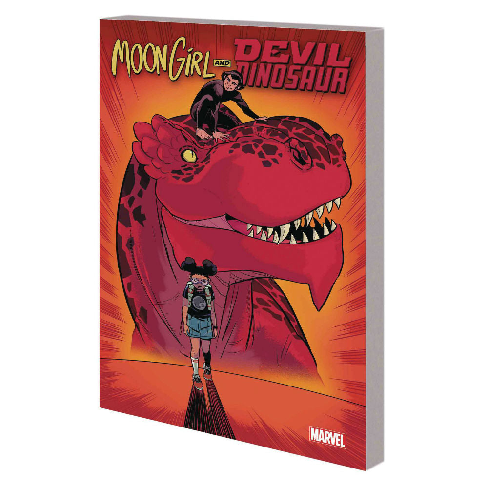 Moon Girl And Devil Dinosaur Volume 4: