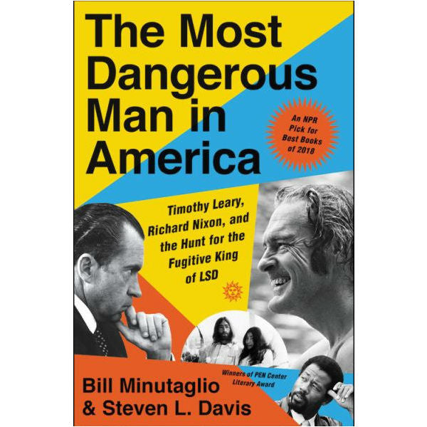 Most Dangerous Man in America (paperback)