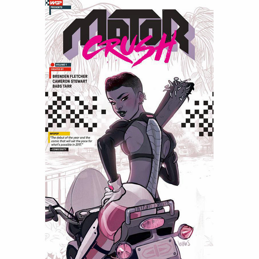 Motor Crush Vol. 1