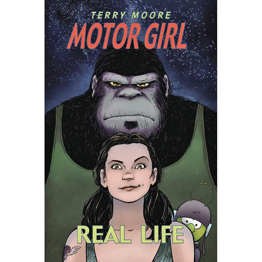 Motor Girl Volume 1: Real Life