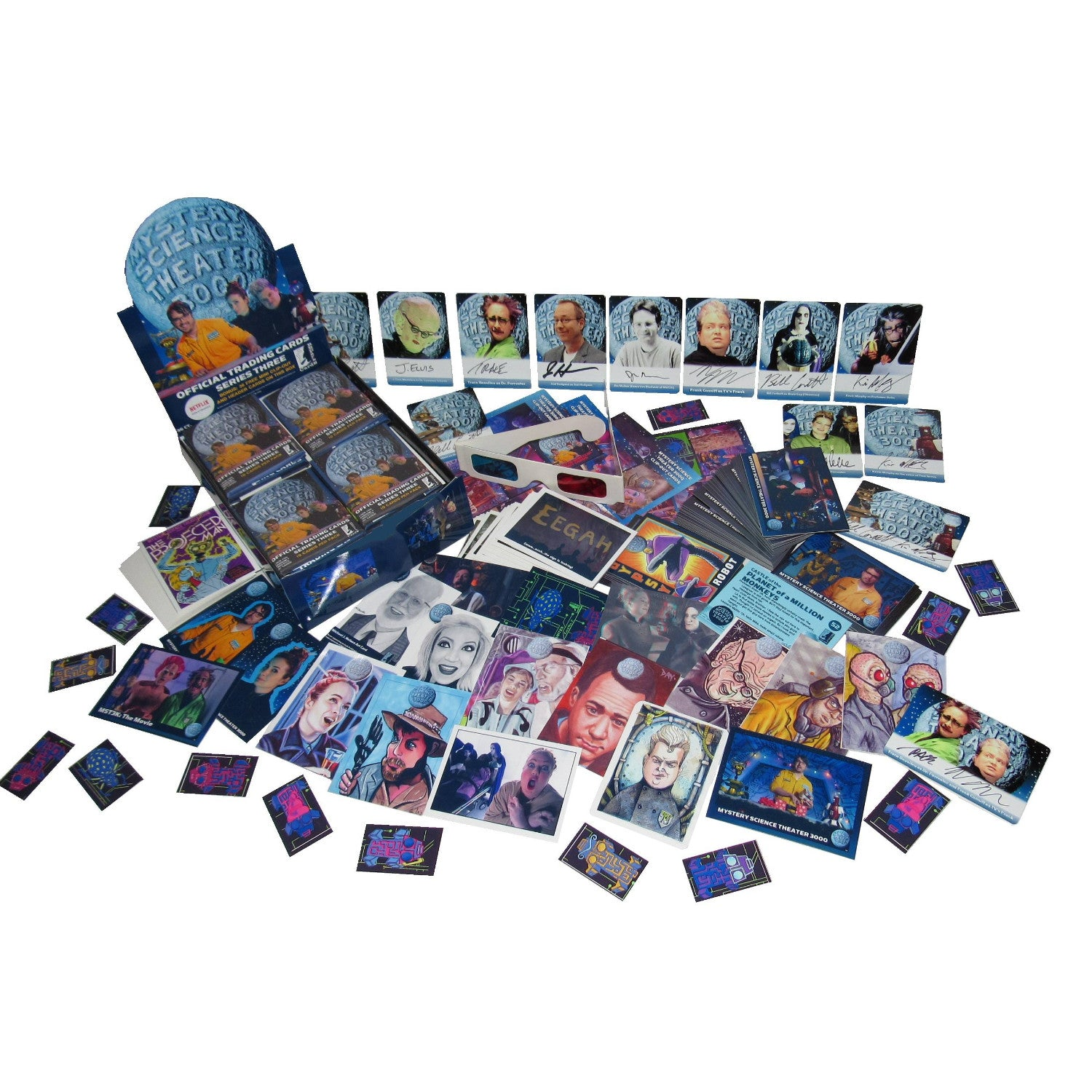 Mystery Science Theater 3000 Trading Card Pack