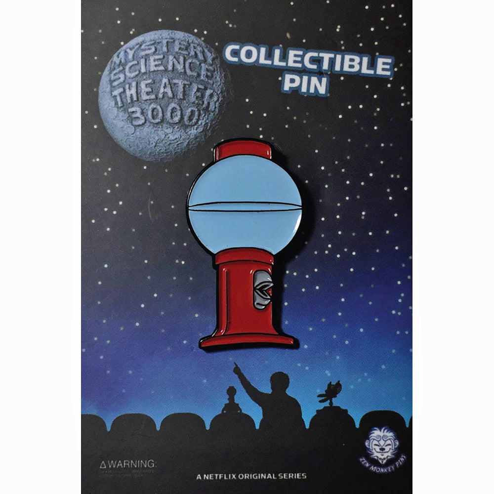 MST3K: Tom Servo Pin