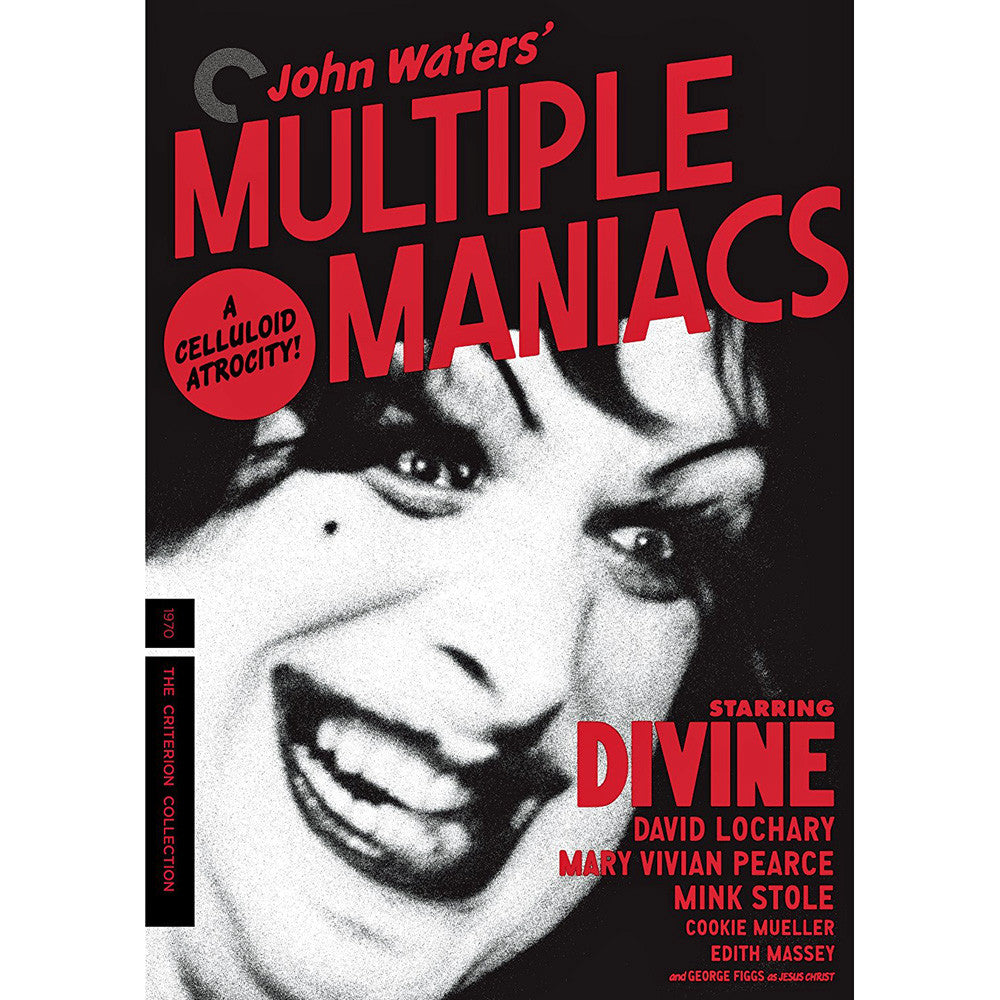 Multiple Maniacs - SIGNED