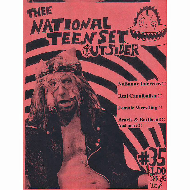 National TeenSet Oustider #35