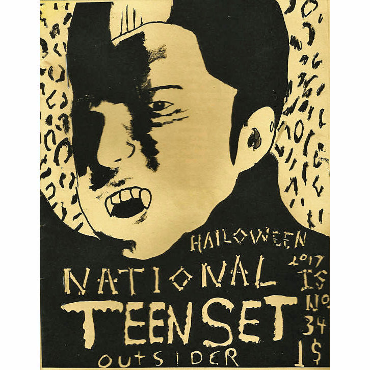 Natinoal Teenset Outsider #34