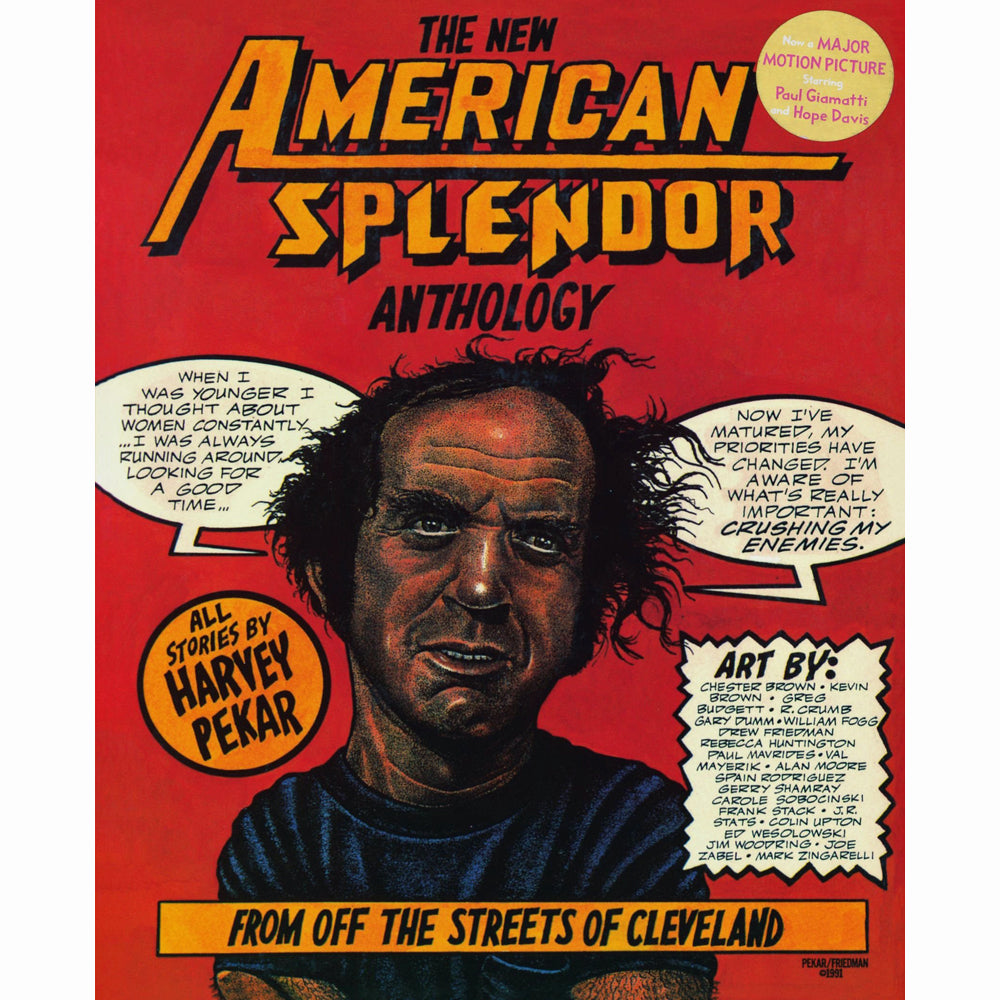 New American Splendor Anthology
