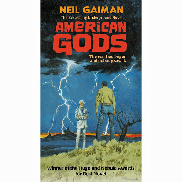 American Gods: A Novel (The Tenth Anniversary Edition)