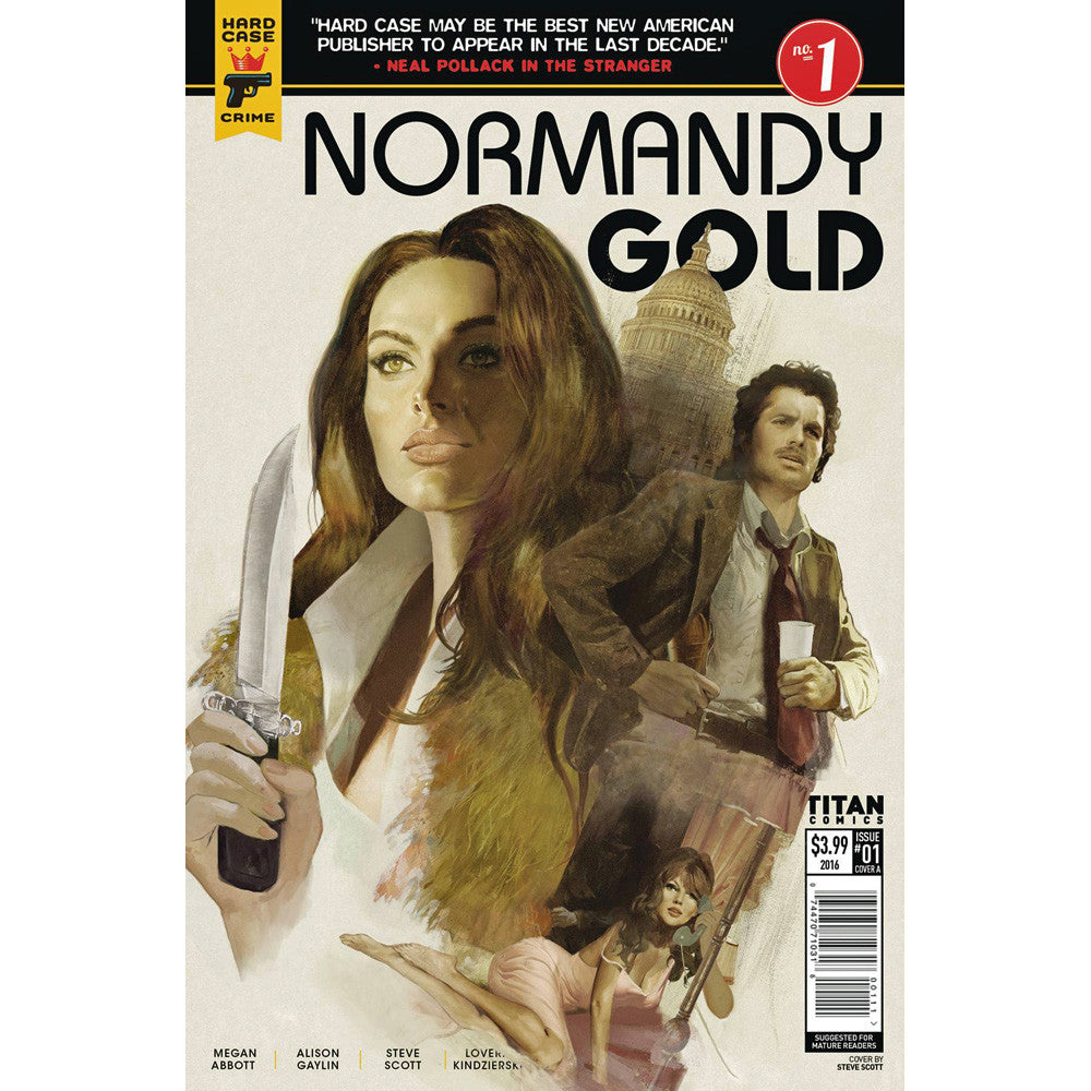 Normandy Gold #1