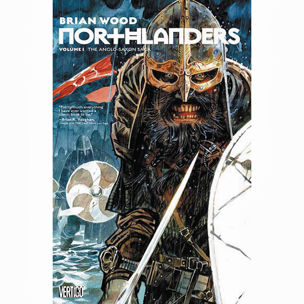 Northlanders Book 1: The Anglo Saxon Saga