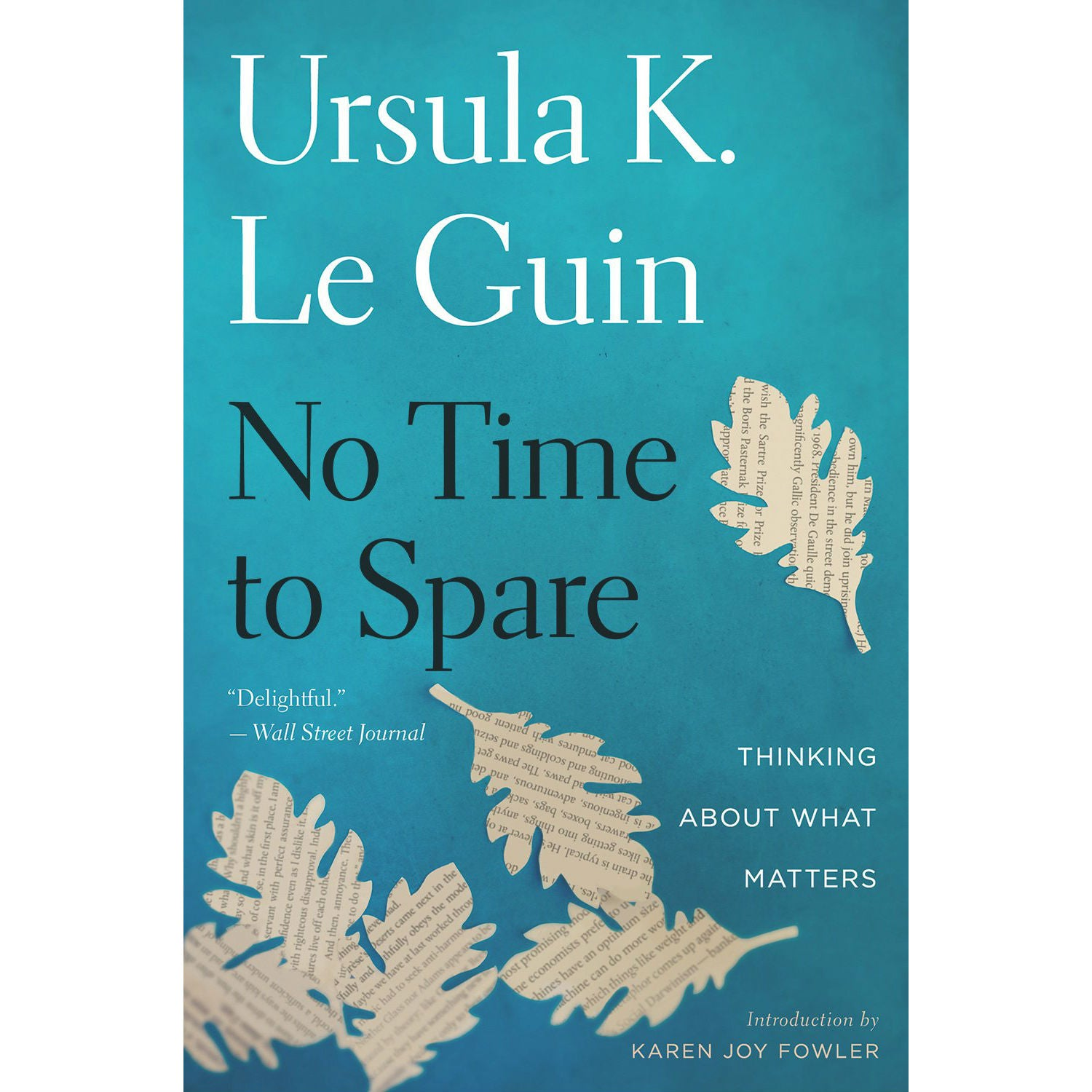 No Time To Spare (paperback)