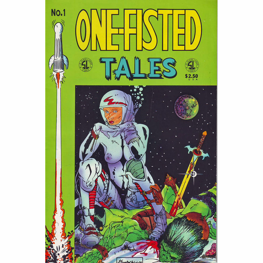 One-Fisted Tales #1