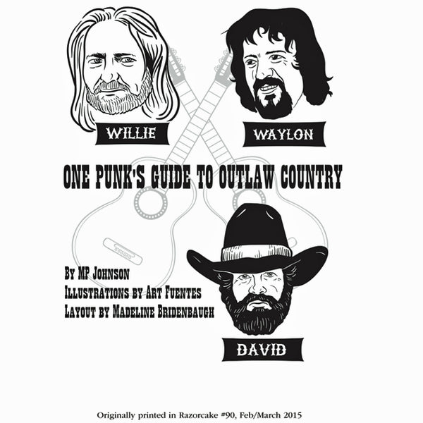 One Punk's Guide to Outlaw Country