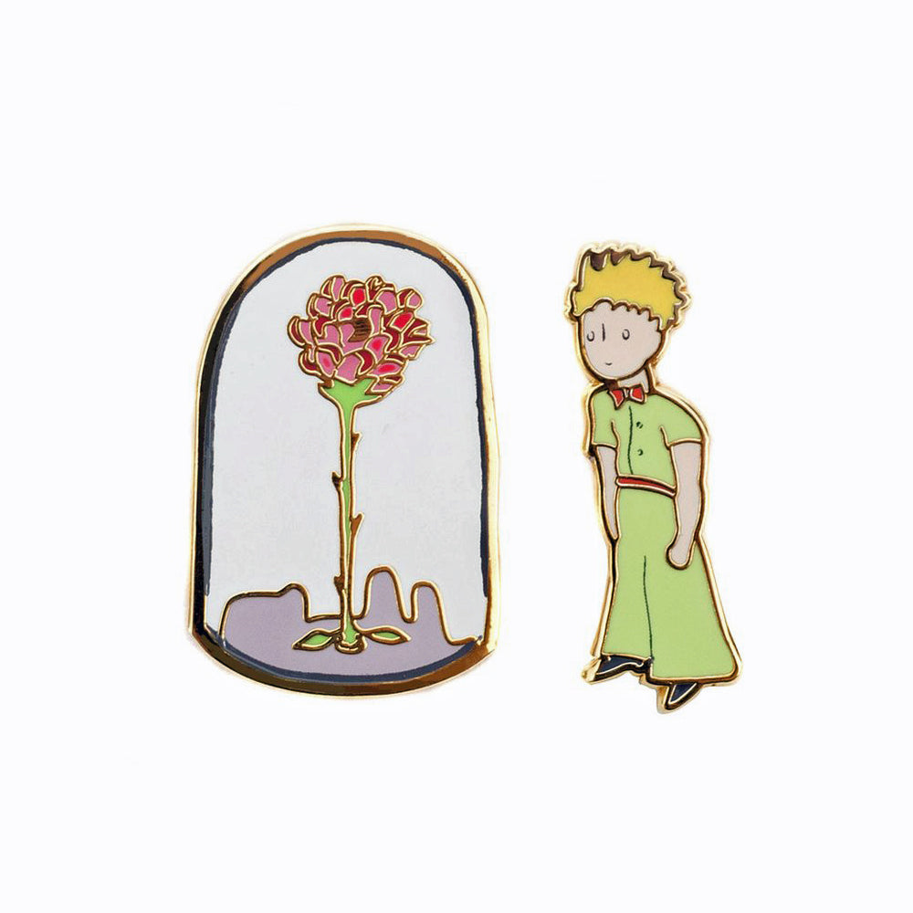 Little Prince Enamel Pin Set