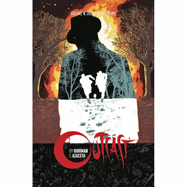 Outcast Volume 4: Under The Devil's Wing