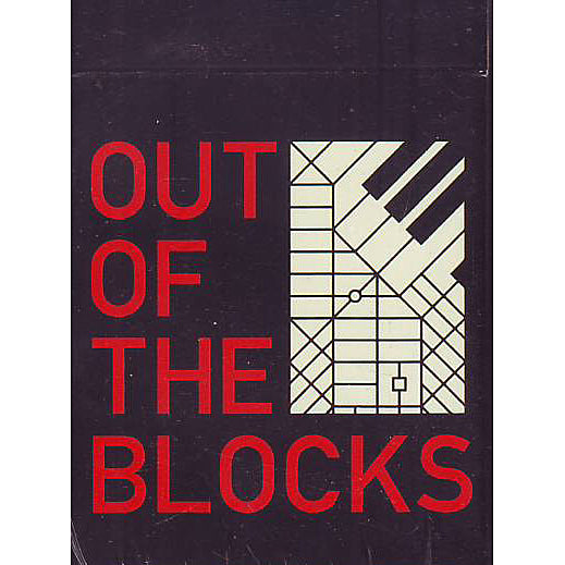 Out Of The Blocks Playing Cards Deck