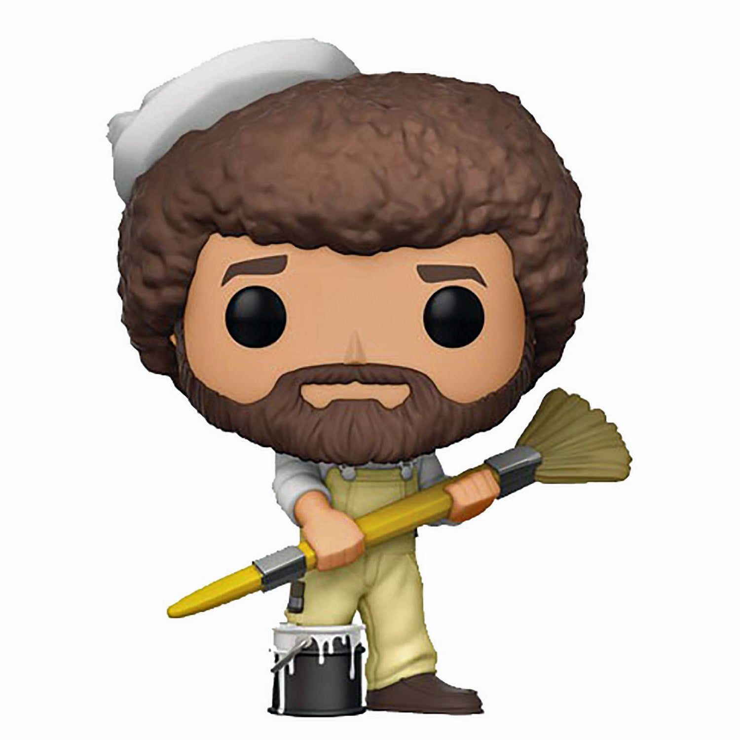POP Bob Ross Figure