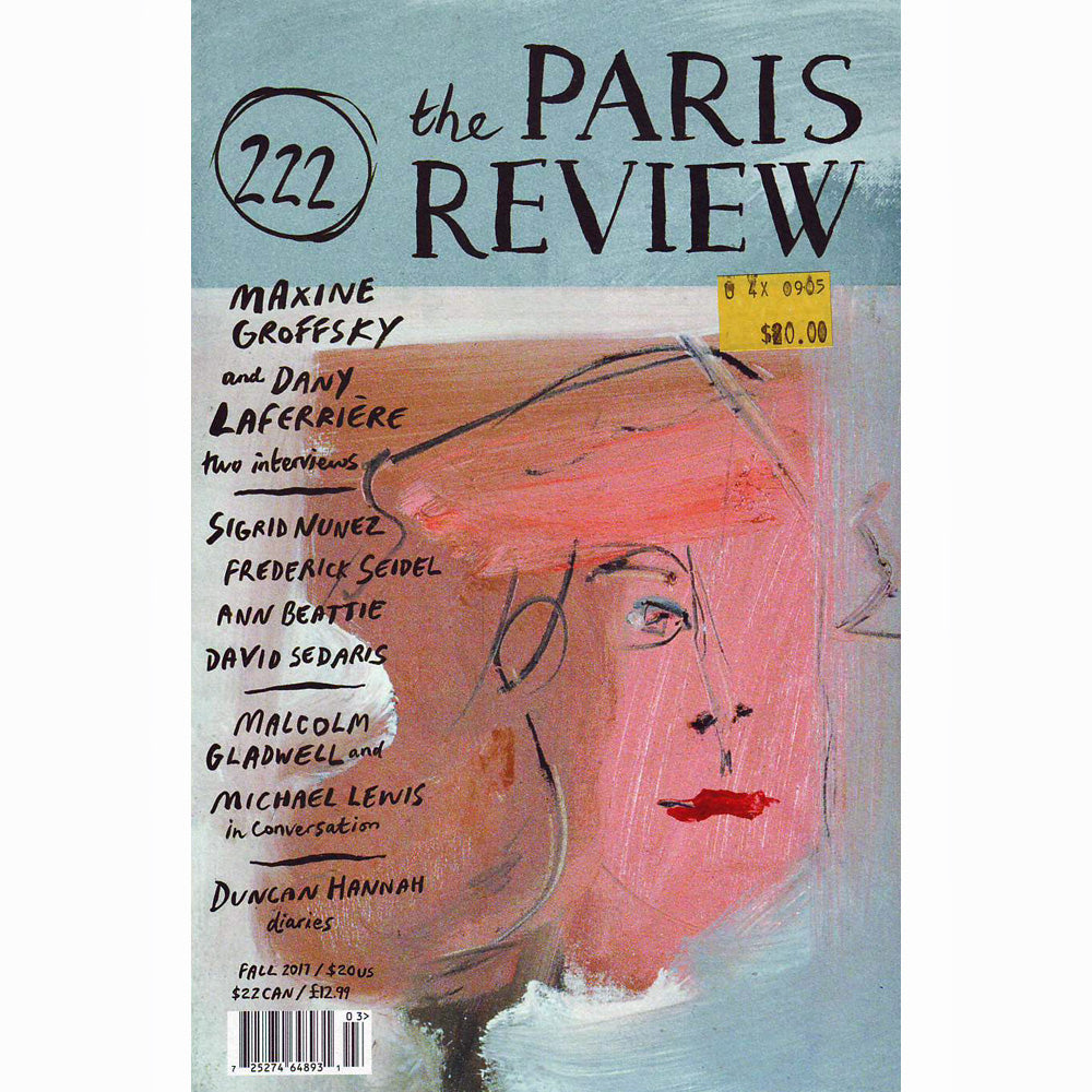 Paris Review #222