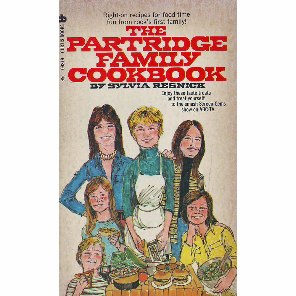 Partridge Family Cookbook