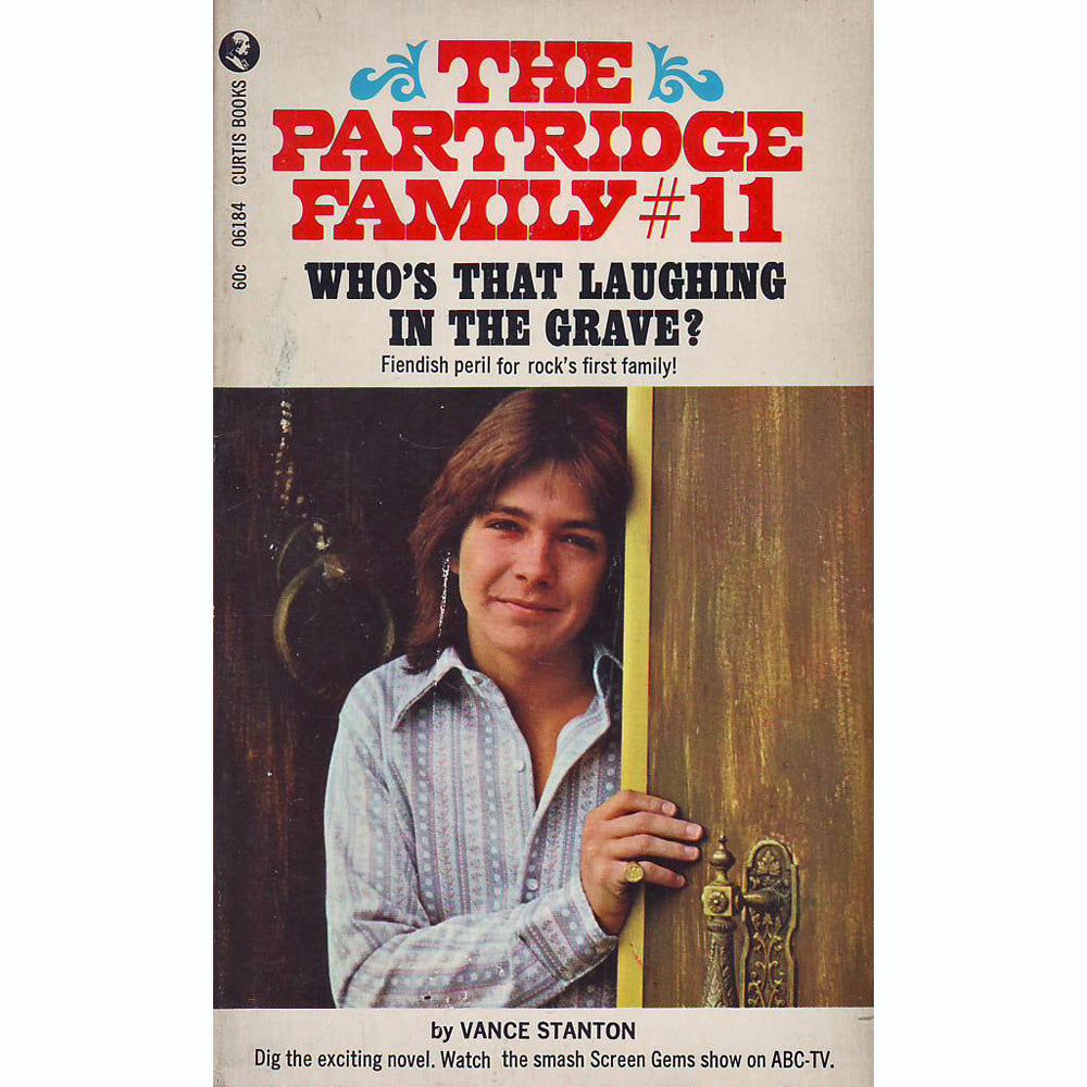 Partridge Family #11: Who's That Laughing In The Grave?