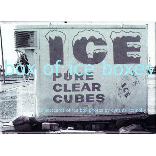Box Of Ice Boxes Postcard Set