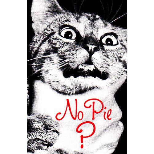 No Pie? Postcard