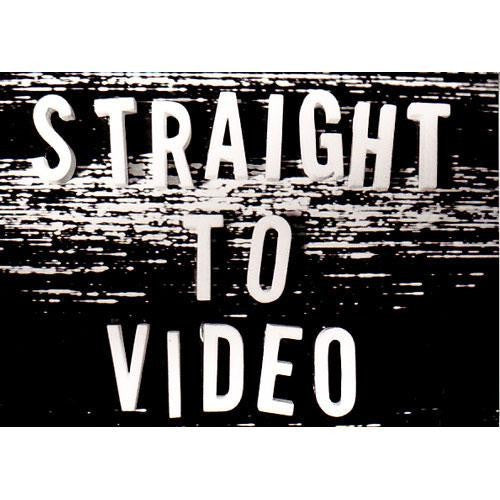 Straight To Video Postcard