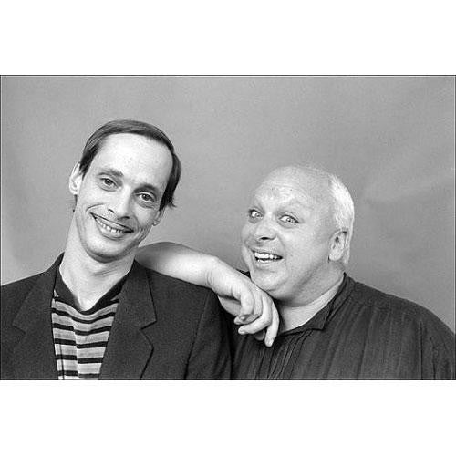 John Waters And Divine Postcard