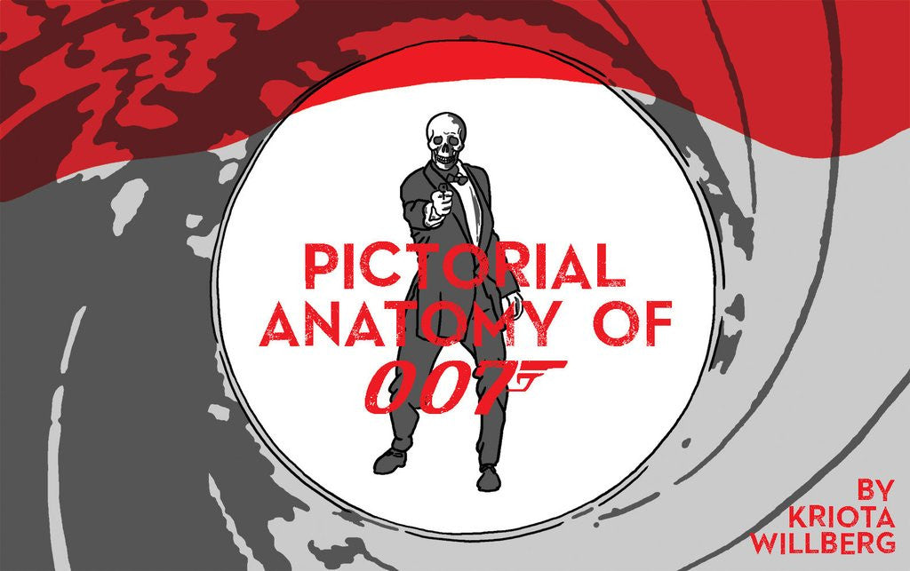 Pictorial Anatomy of 007