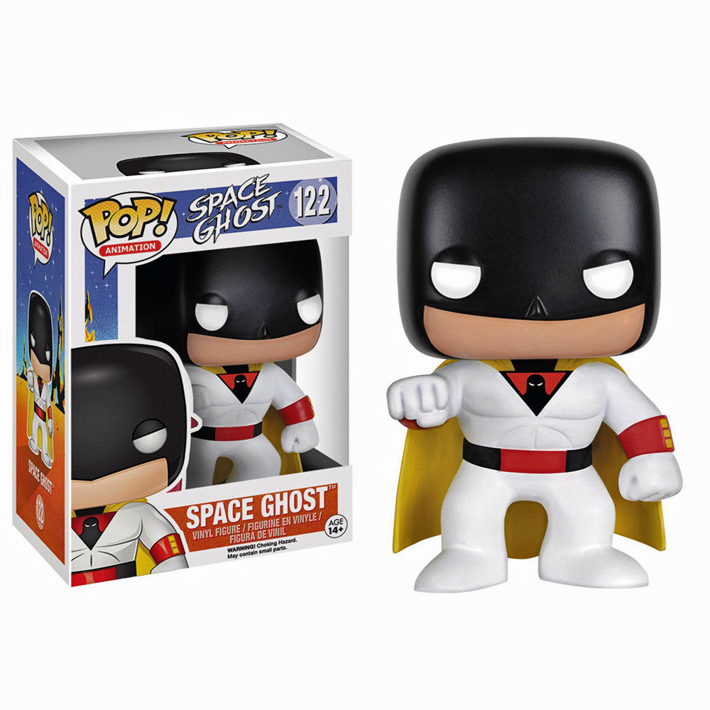POP Space Ghost Figure (Animation Version)