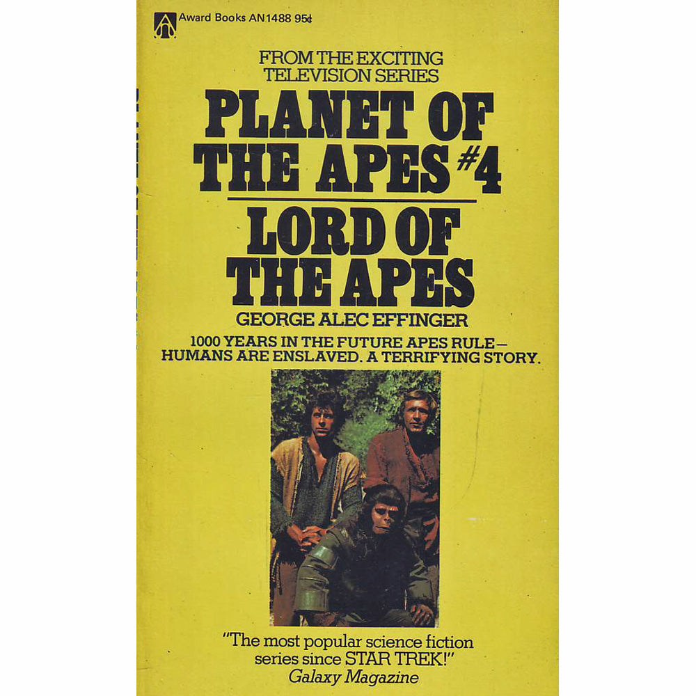 Planet Of The Apes #4: Lord Of The Apes