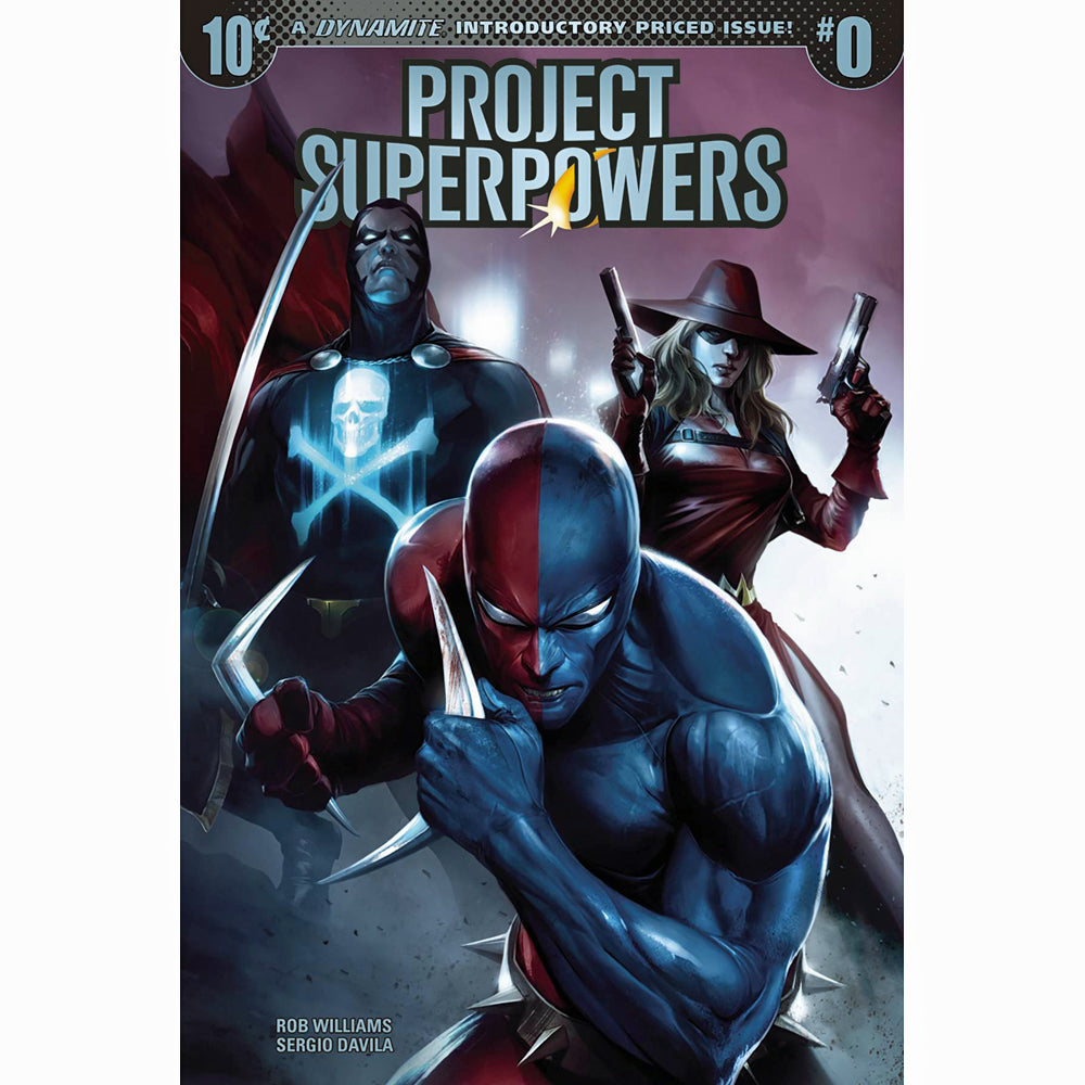 Project Superpowers #0