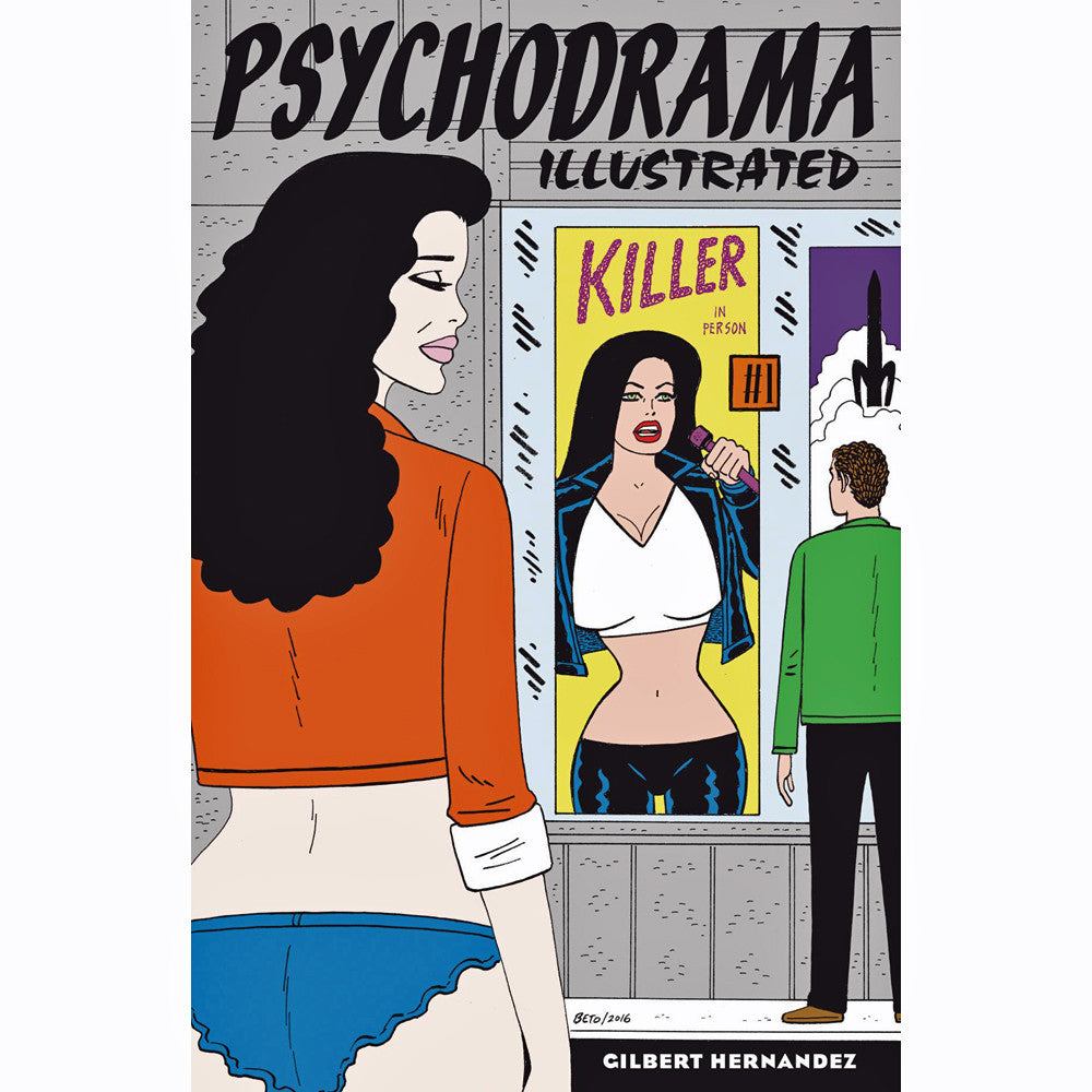 Psychodrama Illustrated #1