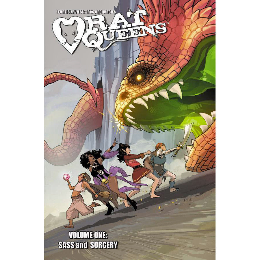 Rat Queens Volume 1: Sass And Sorcery