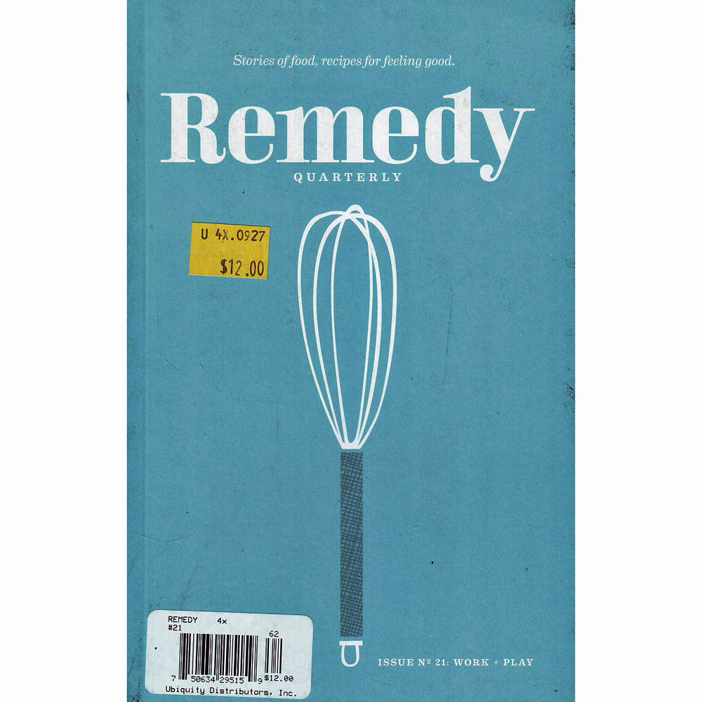 Remedy Quarterly #21