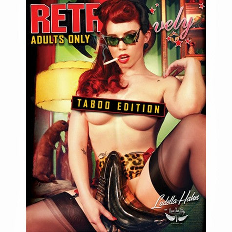 Retro Lovely: Taboo Edition #6