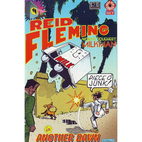 Reid Fleming World's Toughest Milkman #7