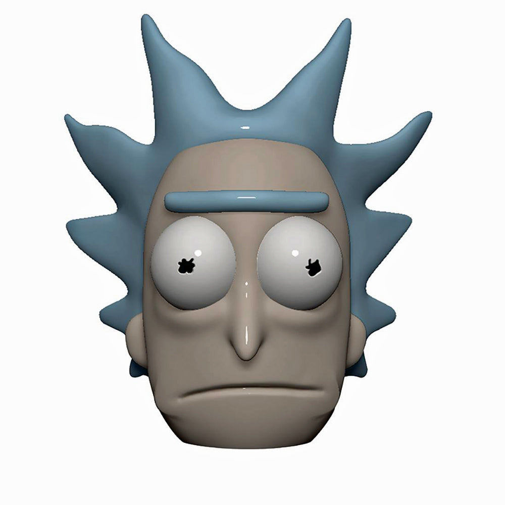 Rick And Morty: Rick 3D Molded Mug
