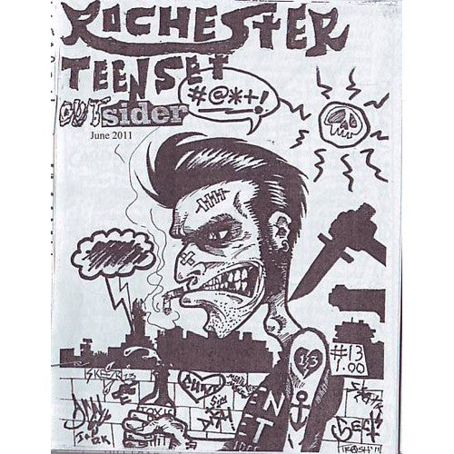 Rochester Teen Set Outsider #13