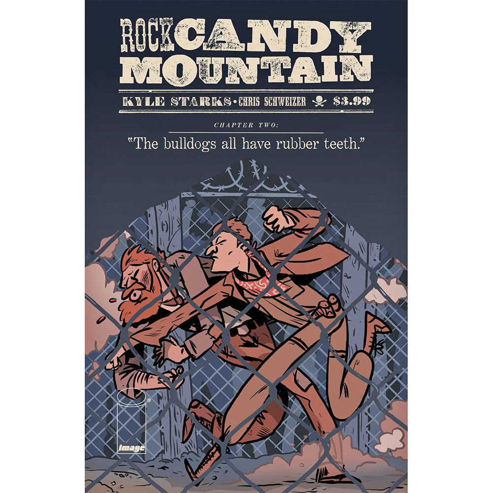 Rock Candy Mountain #2