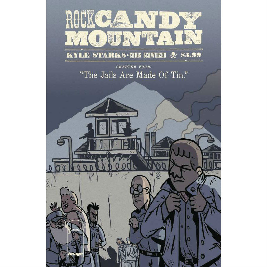 Rock Candy Mountain #4