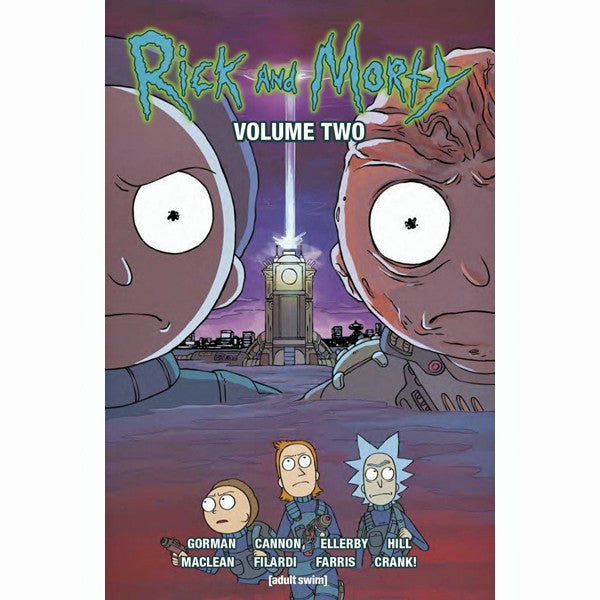 Rick And Morty Volume 2