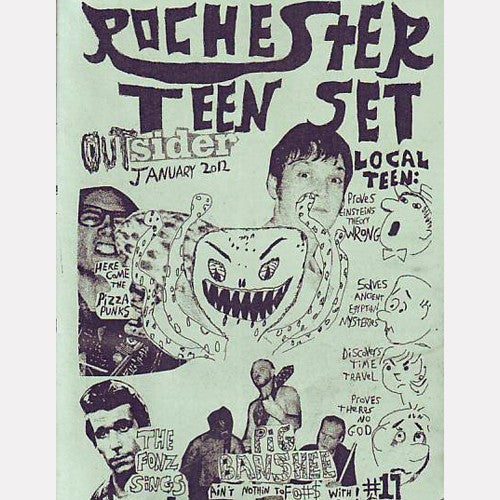 Rochester Teen Set Outsider #17