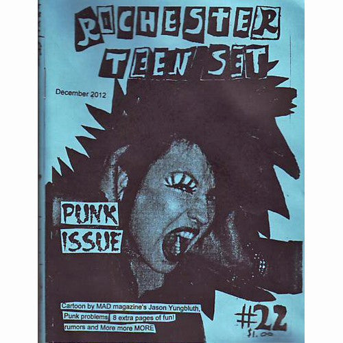 Rochester Teen Set Outsider #22