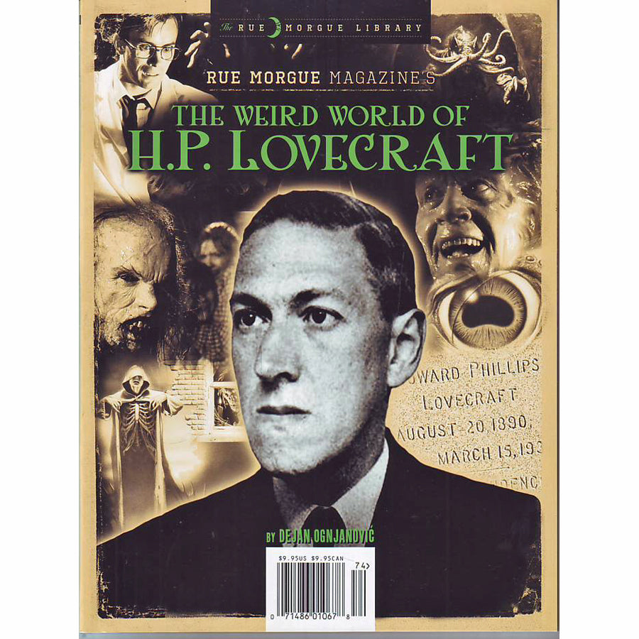 The Weird World Of H.P. Lovecraft