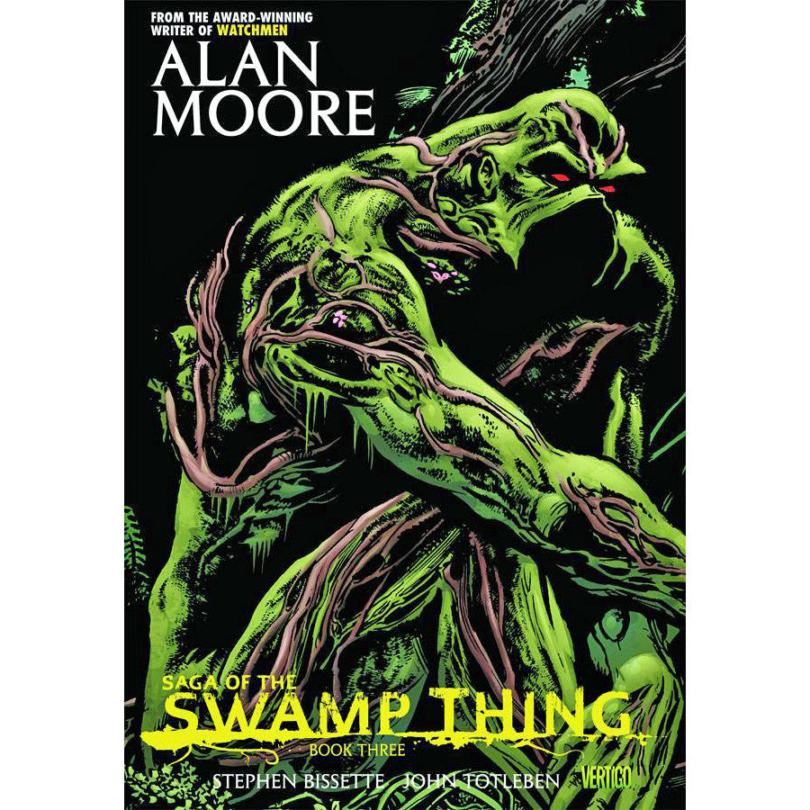 Saga Of The Swamp Thing Book 03