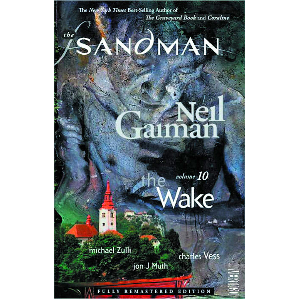 Sandman Volume 10: The Wake
