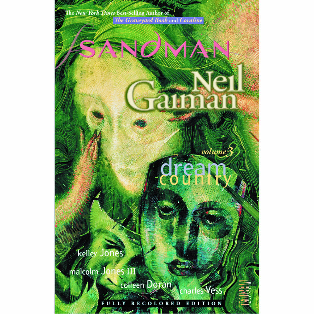 Sandman Volume 3: Dream Country