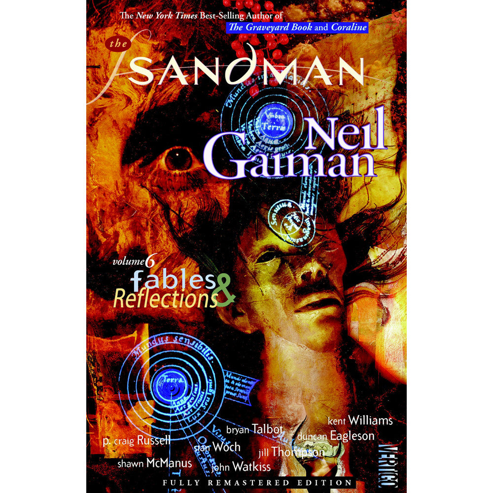 Sandman Volume 6: Fables And Reflections