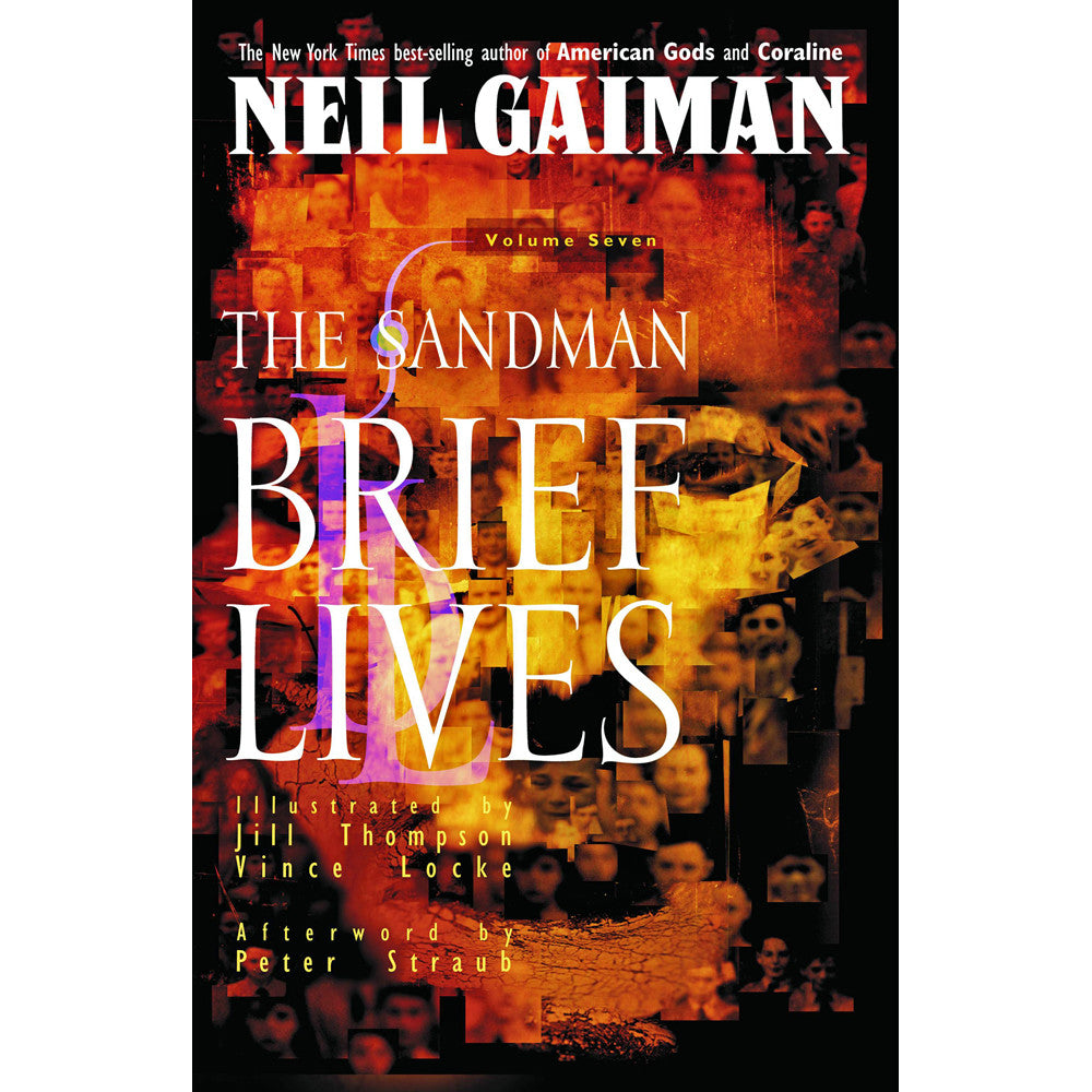 Sandman Volume 7: Brief Lives