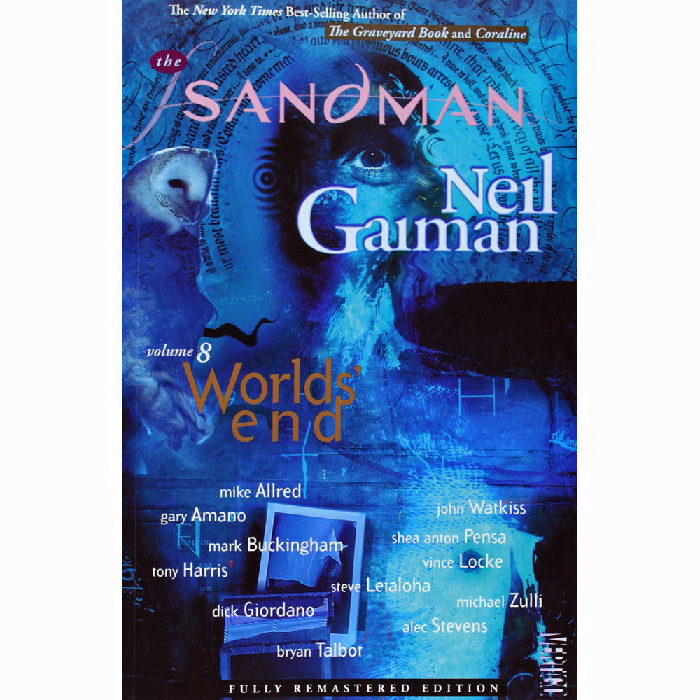 Sandman Volume 8: World's End